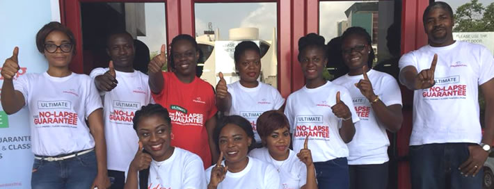 "Prudential Life Insurance launches Ghana's first ""Never Lapse"" Product Feature"