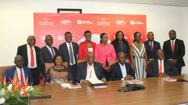 Prudential Life launches the Dignity Farewell Plan in partnership with Lashibi Funeral Homes