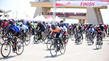 Prudential Life organizes its maiden PruRide Accra Urban Cycling race